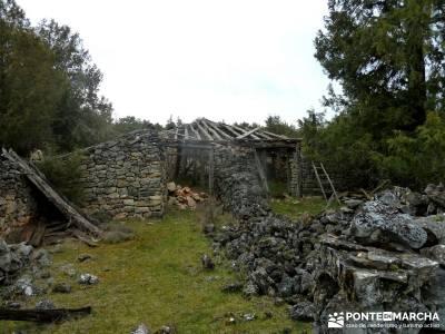 La Fuentona y el Sabinar de Calatañazor; rutas a pie;grupos de senderismo en madrid capital